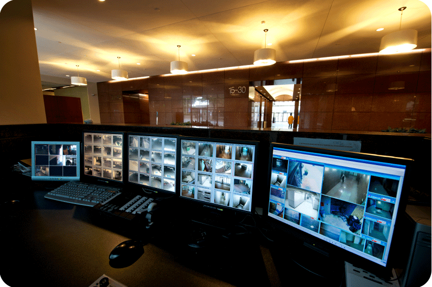 Security Systems Products Industrial Security Cameras
